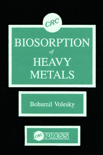 Biosorption of Heavy Metals book cover