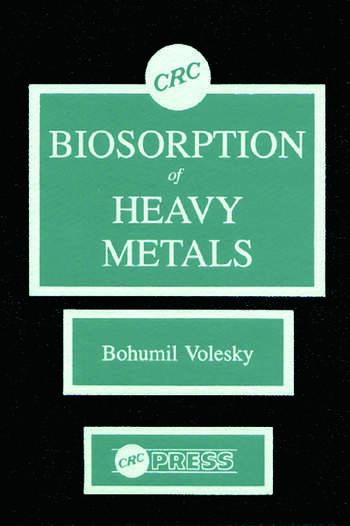 Biosorption of Heavy Metals book cover