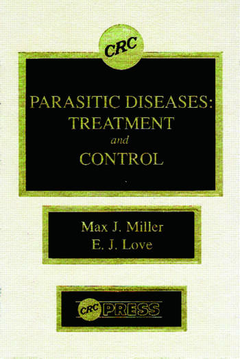 Parasitic Diseases Treatment & Control book cover
