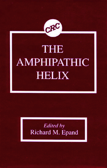 The Amphipathic Helix book cover