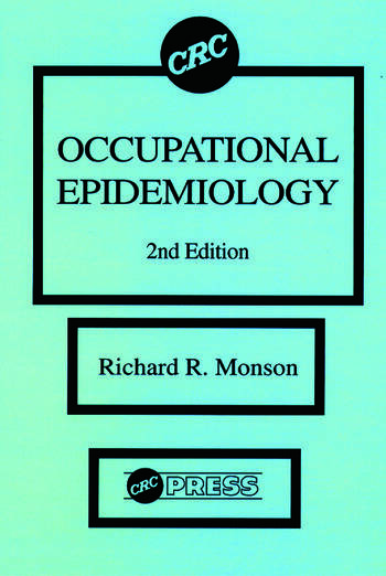 Occupational Epidemiology, Second Edition book cover
