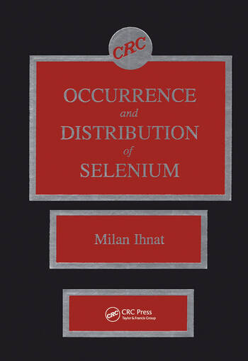 Occurence & Distribution of Selenium book cover
