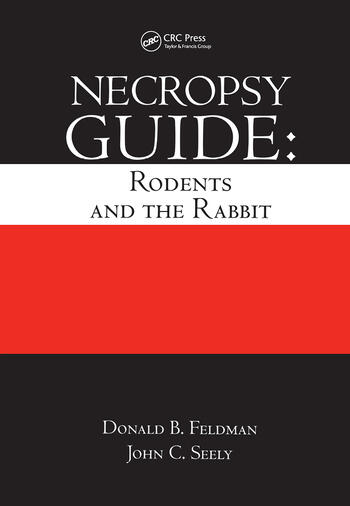 Necropsy Guide Rodents and the Rabbit book cover
