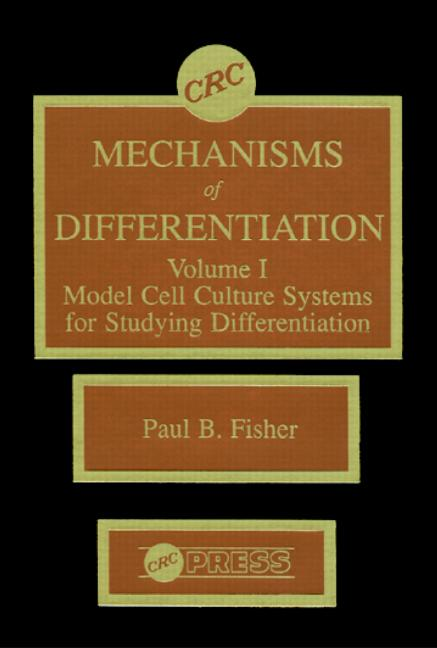 Mechanisms of Differentiation, Volume I book cover
