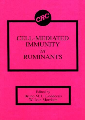 Cell-Mediated Immunity in Ruminants book cover