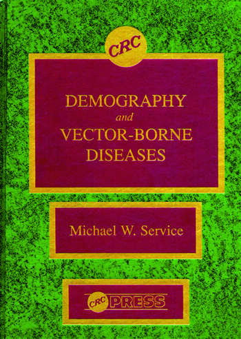 Demography and Vector-Borne Diseases book cover