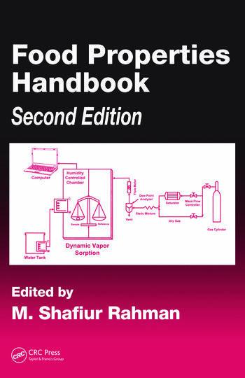 Food Properties Handbook book cover