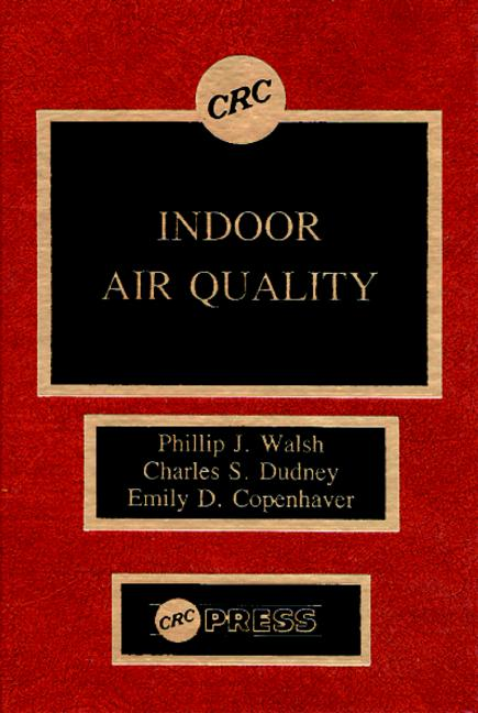 Indoor Air Quality book cover