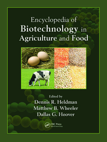 Encyclopedia of Biotechnology in Agriculture and Food (Print) book cover
