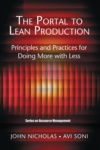 The Portal to Lean Production Principles and Practices for Doing More with Less book cover