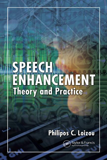 Speech Enhancement Theory and Practice book cover