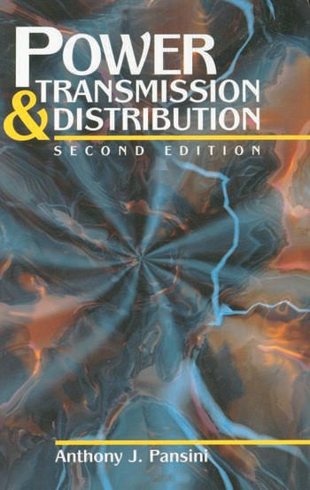 Power Transmission & Distribution, Second Edition book cover