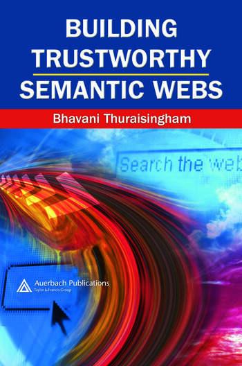 Building Trustworthy Semantic Webs book cover