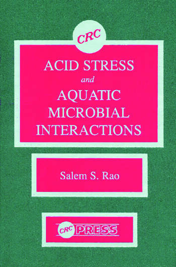 Acid Stress and Aquatic Microbial Interactions book cover