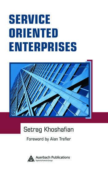 Service Oriented Enterprises book cover