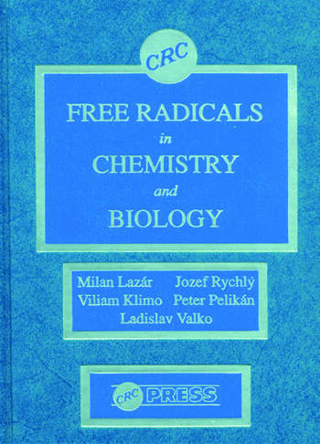 Free Radicals in Chemistry and Biology book cover