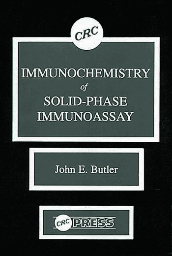 Immunochemistry of Solid-Phase Immunoassay book cover