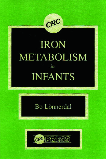 Iron Metabolism in Infants book cover