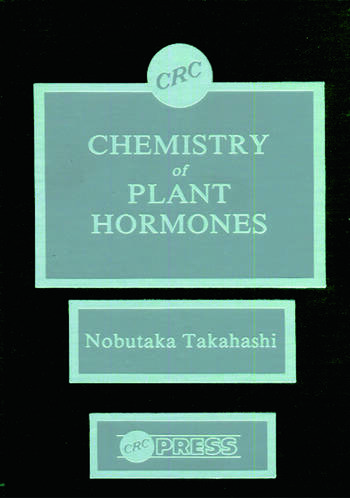 Chemistry of Plant Hormones book cover