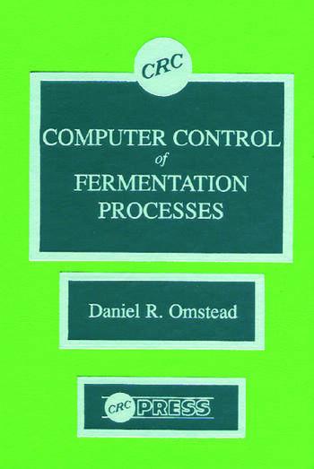 Computer Control of Fermentation Processes book cover