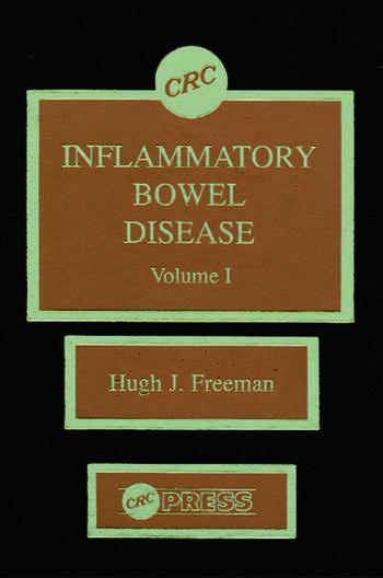 Inflammatory Bowel Disease, Volume I book cover