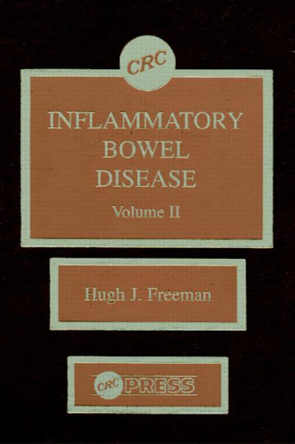 Inflammatory Bowel Disease, Volume II book cover