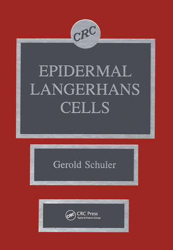 Epidermal Langerhans Cells book cover