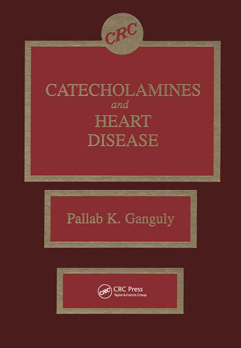 Catecholamines and Heart Disease book cover