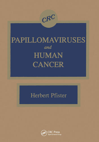 Papillomaviruses and Human Cancer book cover