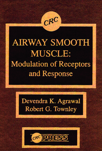 Airway Smooth Muscle Modulation of Receptors and Response book cover