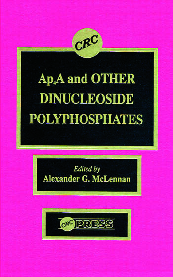 Ap4a and Other Dinucleoside Polyphosphates book cover