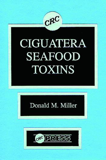 Ciguatera Seafood Toxins book cover