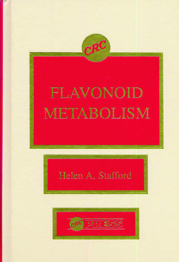 Flavonoid Metabolism book cover