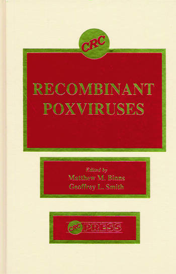 Recombinant Poxviruses book cover