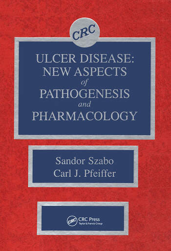 Ulcer Disease New Aspects of Pathogenesis and Pharmacology book cover