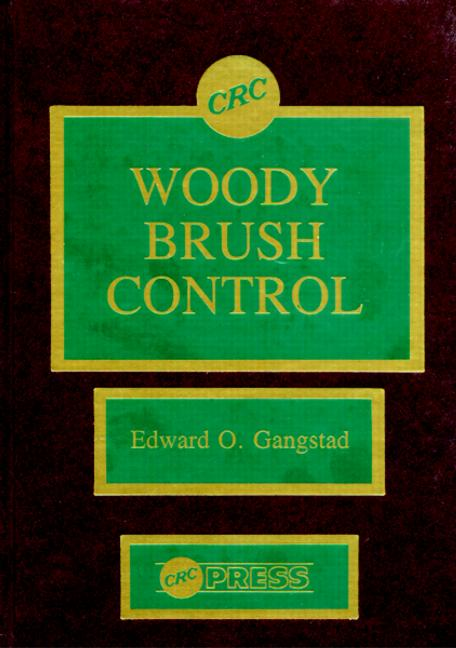 Woody Brush Control book cover