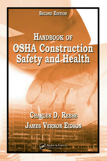 Handbook of OSHA Construction Safety and Health book cover