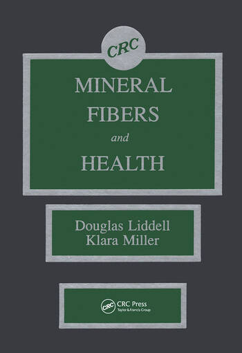 Mineral Fibers and Health book cover