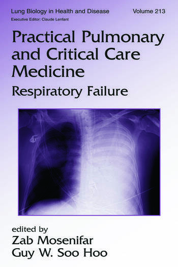 Practical Pulmonary and Critical Care Medicine Respiratory Failure book cover