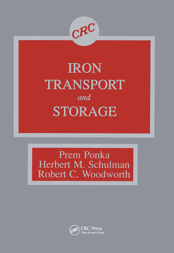 Iron Transport and Storage book cover