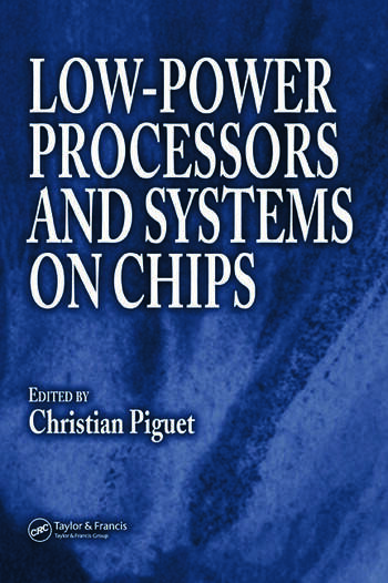 Low-Power Processors and Systems on Chips book cover