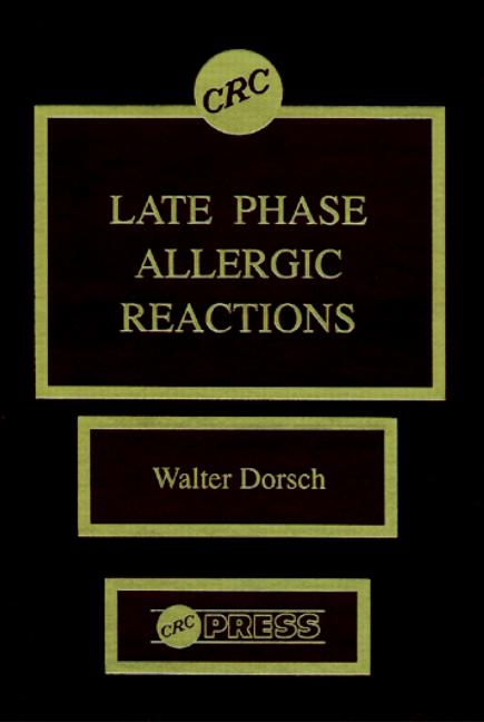 Late Phase Allergic Reactions book cover