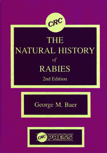 The Natural History of Rabies book cover