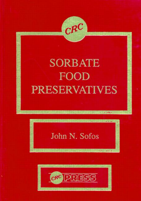 Sorbate Food Preservatives book cover