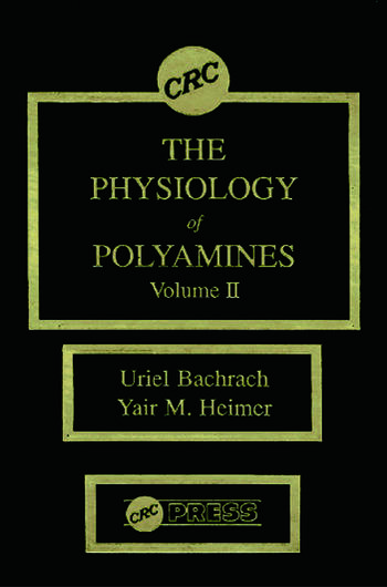 The Physiology of Polyamines, Volume II book cover