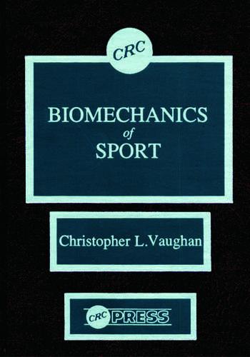 Biomechanics of Sport book cover