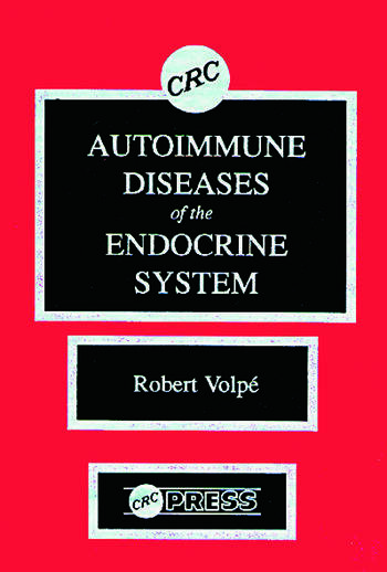 Autoimmune Diseases of the Endocrine System book cover