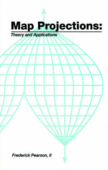 Map ProjectionsTheory and Applications book cover