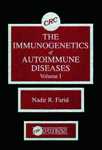 The Immunogenetics of Autoimmune Diseases, Volume I book cover