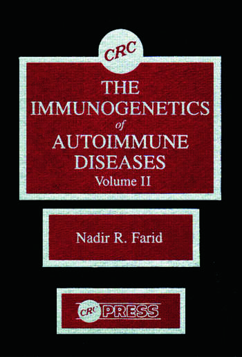 The Immunogenetics of Autoimmune Diseases, Volume II book cover